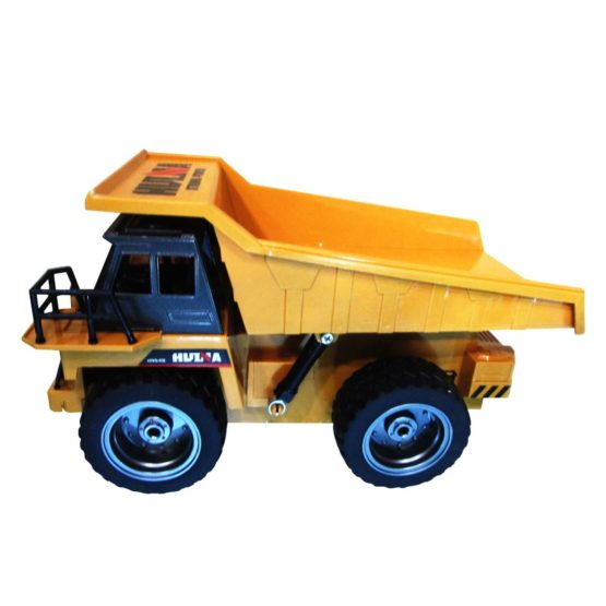 6 Channel RC Dump Truck
