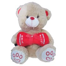 Teddy Bear (Single Red)