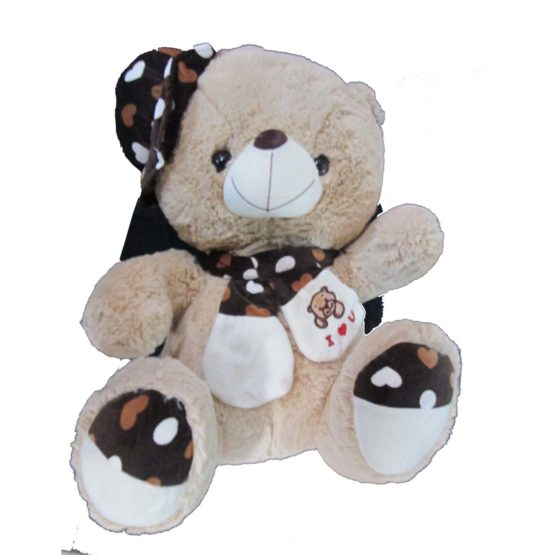 Teddy Bear (Big Brown)