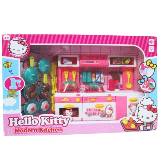 Hello Kitty (Modern Kitchen) [155,000] (5)