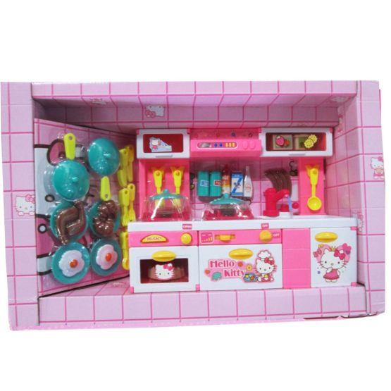 Hello Kitty (Modern Kitchen)