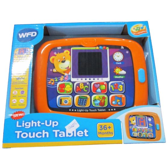Light-Up Touch Tablet [35,000] (2)