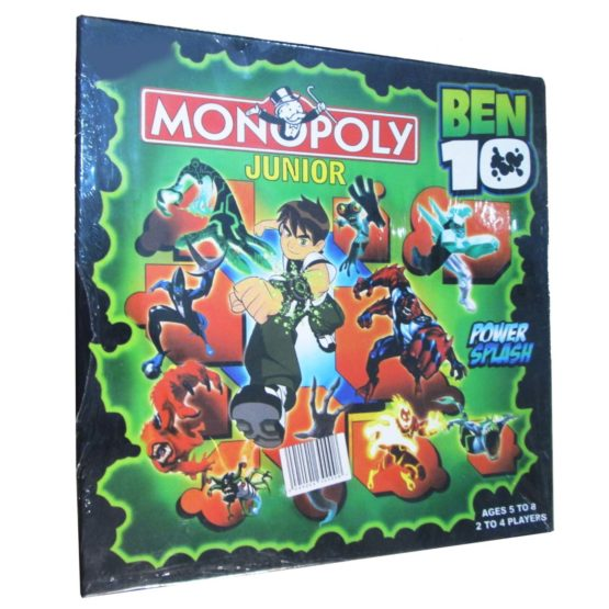 Monopoly Ben10