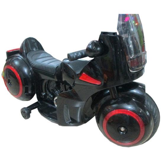 Motor Bike Black