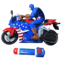 Motor Cycle (Captain America)