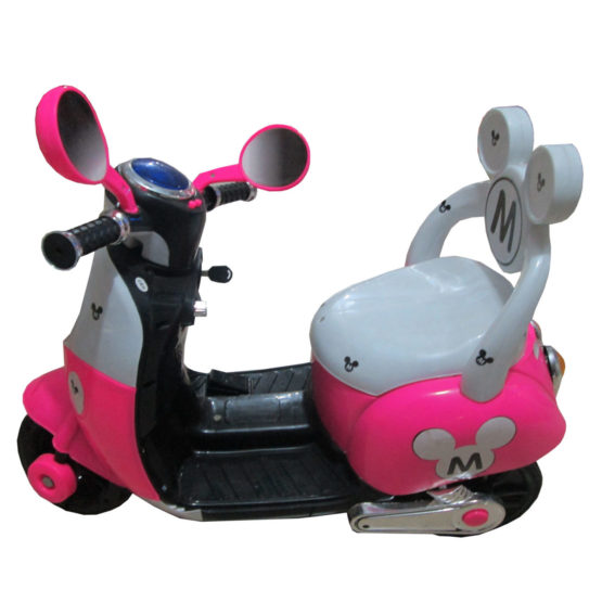 Scooter Mickey