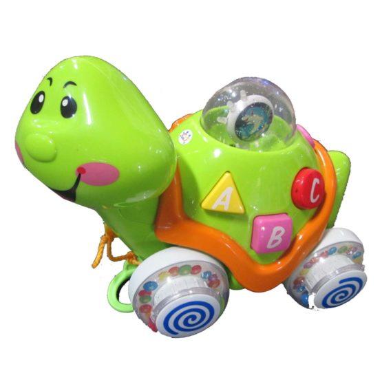 Smart Green Turtle