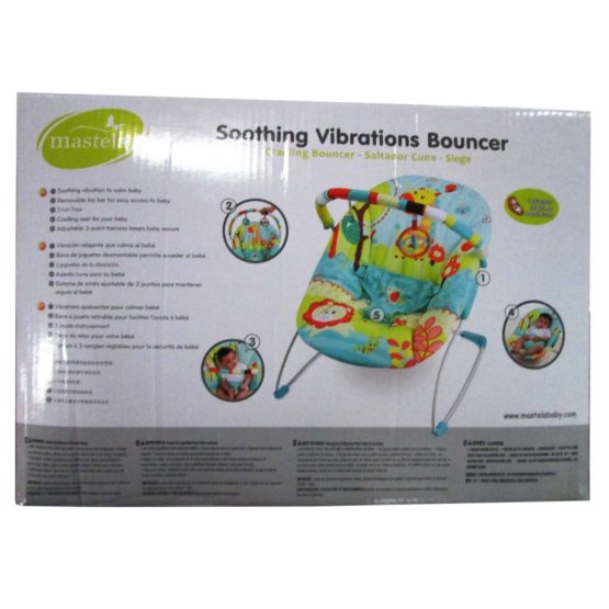 Soothing Vibrations Bouncer (Baby Bouncer) [360,000] (1)