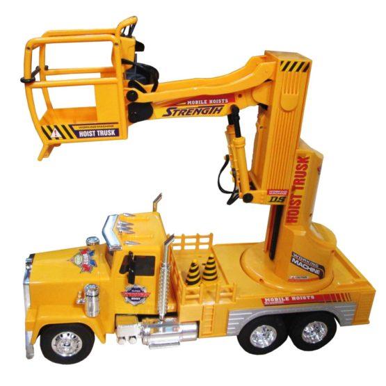 Working Machine (Truck with Man)