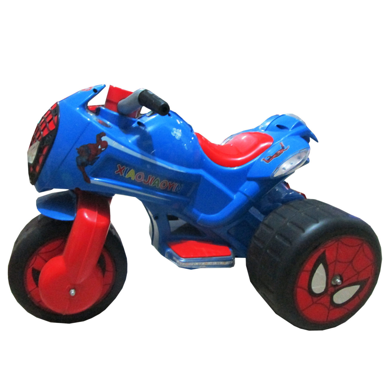 Motor Bike Spiderman Selonie Kids Centre Ltd